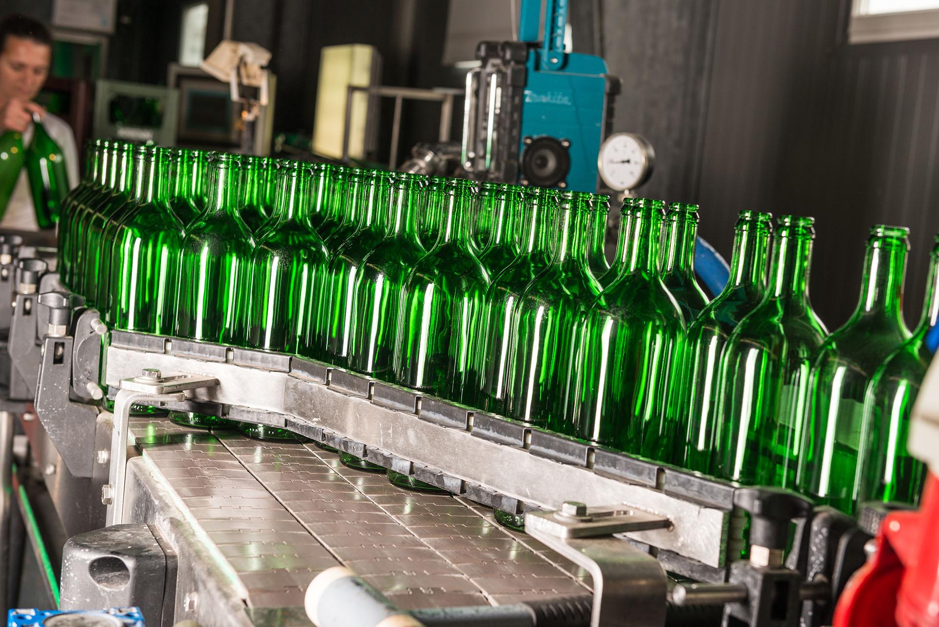 Flaschenservice 4